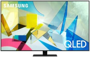 整体性能非常出色的75寸4KQLED智能电视 SAMSUNG 75-inch Class QLED Q80T Series - 4K UHD Direct Full Array 12X Quantum HDR 12X Smart TV with Alexa Built-in