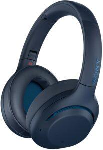 最佳低音效果耳机:Sony WH-XB900N