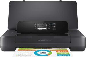 最佳便携式: HP OfficeJet 200便携式打印机