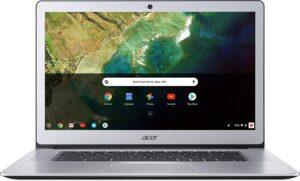 最佳便携性能的Chromebook Acer Chromebook 15