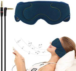 最佳抵抗外界噪音的:ACOTOP睡眠耳机