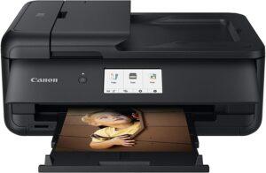最佳整体: 佳能PIXMA TS9520多合一无线打印机