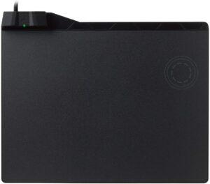 最佳无线充电鼠标 海盗船MM1000 Qi无线充电鼠标垫