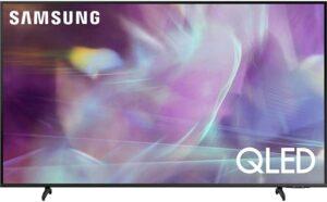 最佳设计和功能的三星4K电视 SAMSUNG 43-Inch Class QLED Q60A Series