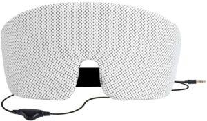 最佳设计的:AGPtEK超柔软睡眠耳机