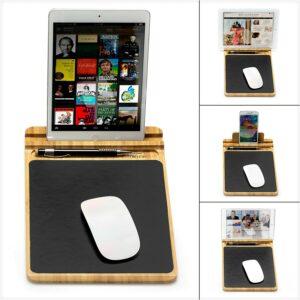 最佳设计:Prosumer's Choice竹制鼠标垫
