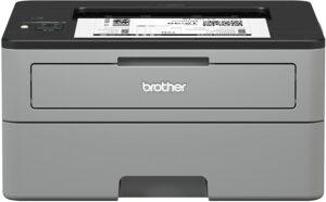 最佳预算: Brother紧凑型单色激光打印机