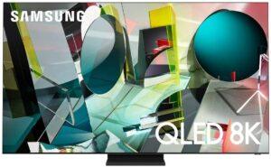 最佳75寸QLED 8K智能电视 SAMSUNG 75-inch Class QLED Q900T Series - Real 8K Resolution Direct Full Array 32X Quantum HDR 32X Smart TV with Alexa Built-in