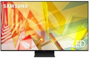 最佳85寸4K QLED智能电视 SAMSUNG 85-inch Class QLED Q90T Series- 4K UHD