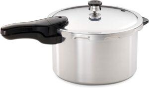 最佳Presto压力锅 Presto 01282 8-Quart Aluminum Pressure Cooker