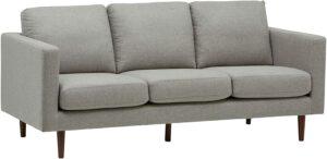 沙发推荐Rivet Revolve Modern Upholstered Sofa