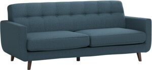 沙发推荐Rivet Sloane Mid-Century Modern Sofa Couch