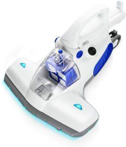轻巧并功能强大的手持床垫吸尘器 Housmile Bed UV Vacuum Cleaner