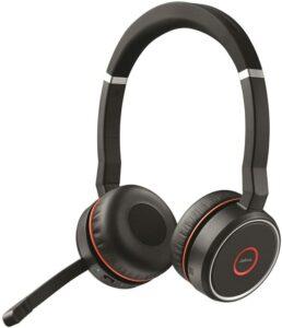 适合在家工作的无线耳机 Jabra Evolve 75 MS Wireless Headset