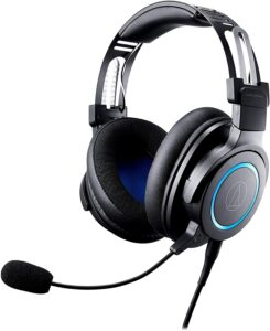 适用于PS Station,Xbox One,笔记本电脑和PC的高级游戏耳机 Audio-Technica ATH-G1 Premium Gaming Headset