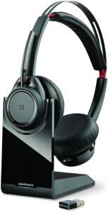 非常适合开会使用的头戴式耳机 Plantronics Voyager Focus UC Bluetooth Headset