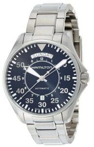 Hamilton Men's 'Khaki Aviation' Swiss Automatic Watch
