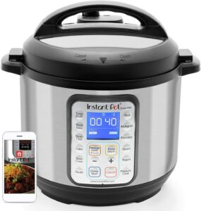 Instant Pot 智能WiFi 8合一压力锅 Instant Pot Smart WiFi 8-in-1 Electric Pressure Cooker