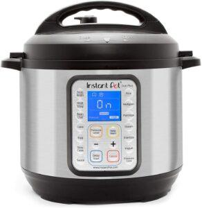 Instant Pot IP-DUO Plus60电压力锅 Instant Pot Duo Plus 9-in-1 Electric Pressure Cooker