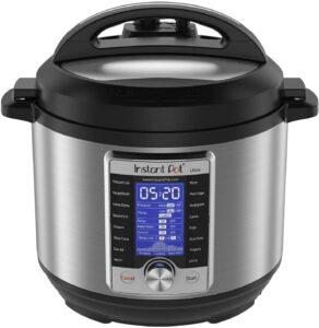 Instant Pot Ultra 10合1电压力锅 Instant Pot Ultra 10-in-1 Electric Pressure Cooker