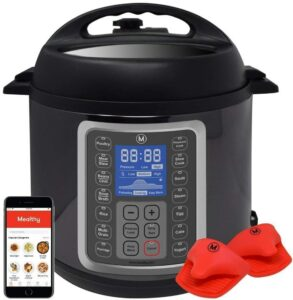 Mealthy MultiPot 9合1压力锅 Mealthy MultiPot 9-in-1 Programmable Pressure Cooker 8 Quart