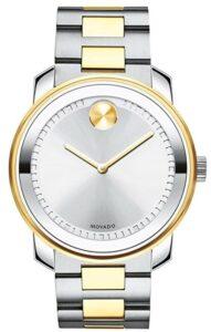 Movado Men's BOLD Metals Two-Tone Watch