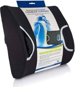 医用腰部背部支撑靠枕 Vaunn Medical Lumbar Back Support Cushion Pillow