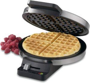 圆形经典华夫饼机 Cuisinart WMR-CA Round Classic Waffle Maker