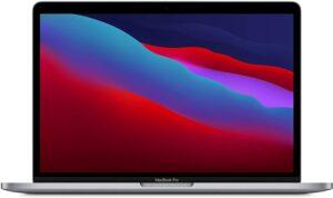 在家工作的笔记本电脑 New Apple MacBook Pro with Apple M1 Chip