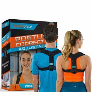 帮你保持良好姿势的背背佳 Comfy Brace Posture Corrector-Back Brace for Men and Women