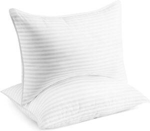 广受好评的一款枕头 Beckham Hotel Collection Bed Pillows for Sleeping