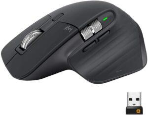 很适合办公用的鼠标 Logitech MX Master 3 Advanced Wireless Mouse
