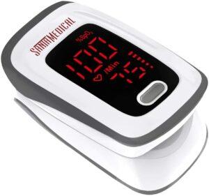 指尖脉搏血氧仪 Fingertip Pulse Oximeter