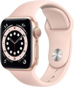 最佳女士智能手表 Apple Watch Series 6