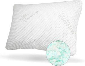 最佳降温枕 Snuggle-Pedic Memory Foam Pillow