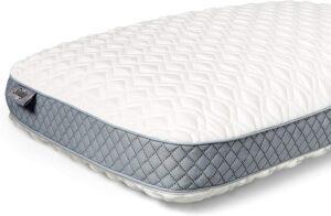 最好的硬枕头 Sealy Molded Memory Foam Pillow