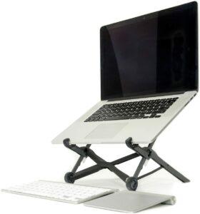 笔记本电脑支架 Roost Laptop Stand – Adjustable and Portable Laptop Stand