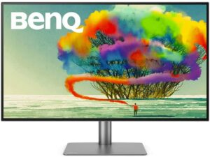 适合在家办公的4K显示器 BenQ PD3220U 32 inch 4K IPS Monitor