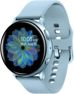 非常适合女士健身使用的智能手表 Samsung Galaxy Watch Active 2