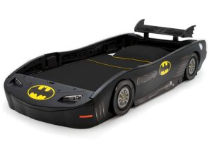 DC Comics 蝙蝠侠车双人床