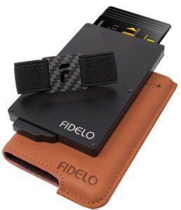 FIDELO极简钱包 FIDELO Minimalist Wallets Card Wallet