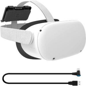 增加游戏时间的移动电源支架 Battery Holder for Oculus Quest 2