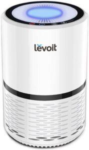 安静的适合小房间的Levoit空气净化器 Levoit LVH132 HEPA