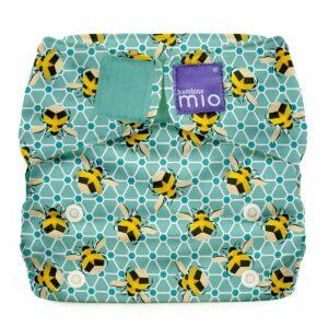 整体最佳 Bambino Mio All-in-One Cloth Diaper