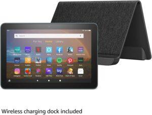 最佳亚马逊平板电脑 Fire HD 8 Plus tablet