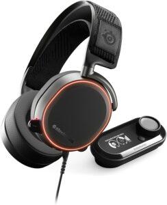最佳有线PS5游戏耳机:SteelSeries Arctis Pro GameDAC