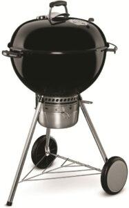 最佳木炭烧烤炉 Weber 14501001 Master-Touch Charcoal Grill, 22-Inch