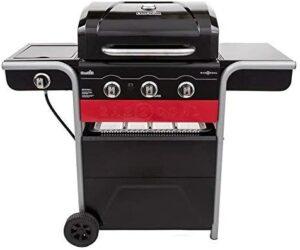 最佳混合型(燃气和木炭)烧烤炉 Char-Broil Gas2Coal 3-Burner Liquid Propane and Charcoal Hybrid Grill