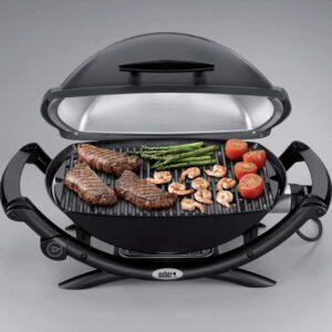 最佳电能烧烤炉 Weber 55020001 Q 2400 Electric Grill