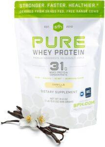 最受欢迎的纯乳清蛋白粉 SFH Pure Whey Protein Powder